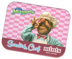 Muppets Mints: Swedish Chef