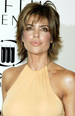 Lisa Rinna And Her Roid Lips