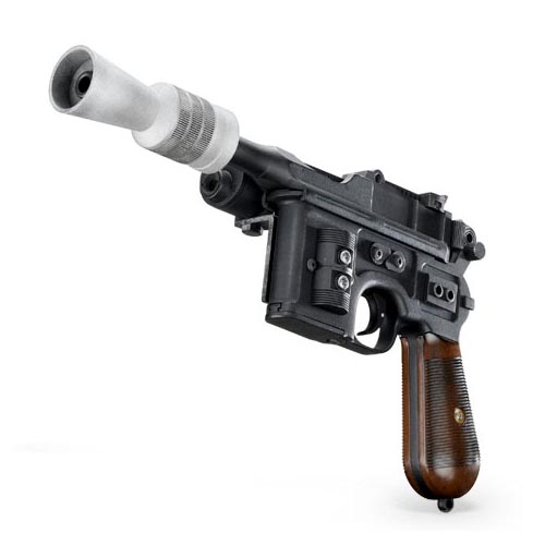 Star Wars Toy Guns : Toy guns mostly muppet