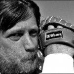 Brian Wilson: Bearded Beach Boy with Baseball Glove