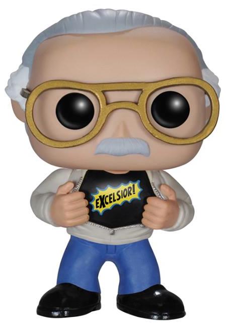 Stan Lee Excelsior